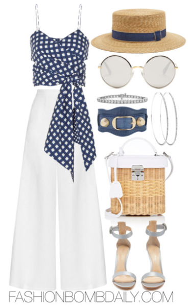 011c51848cb3 Summer 2017 Style Inspiration  What to Wear For Memorial Day Weekend -  Fashion Bomb Daily Style Magazine  Celebrity Fashion