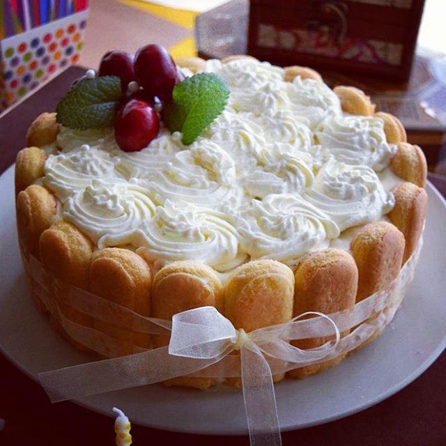 Tarta Mousse De Crema Pastelera Con Fruta Tartas Pastelera Crema Pastelera