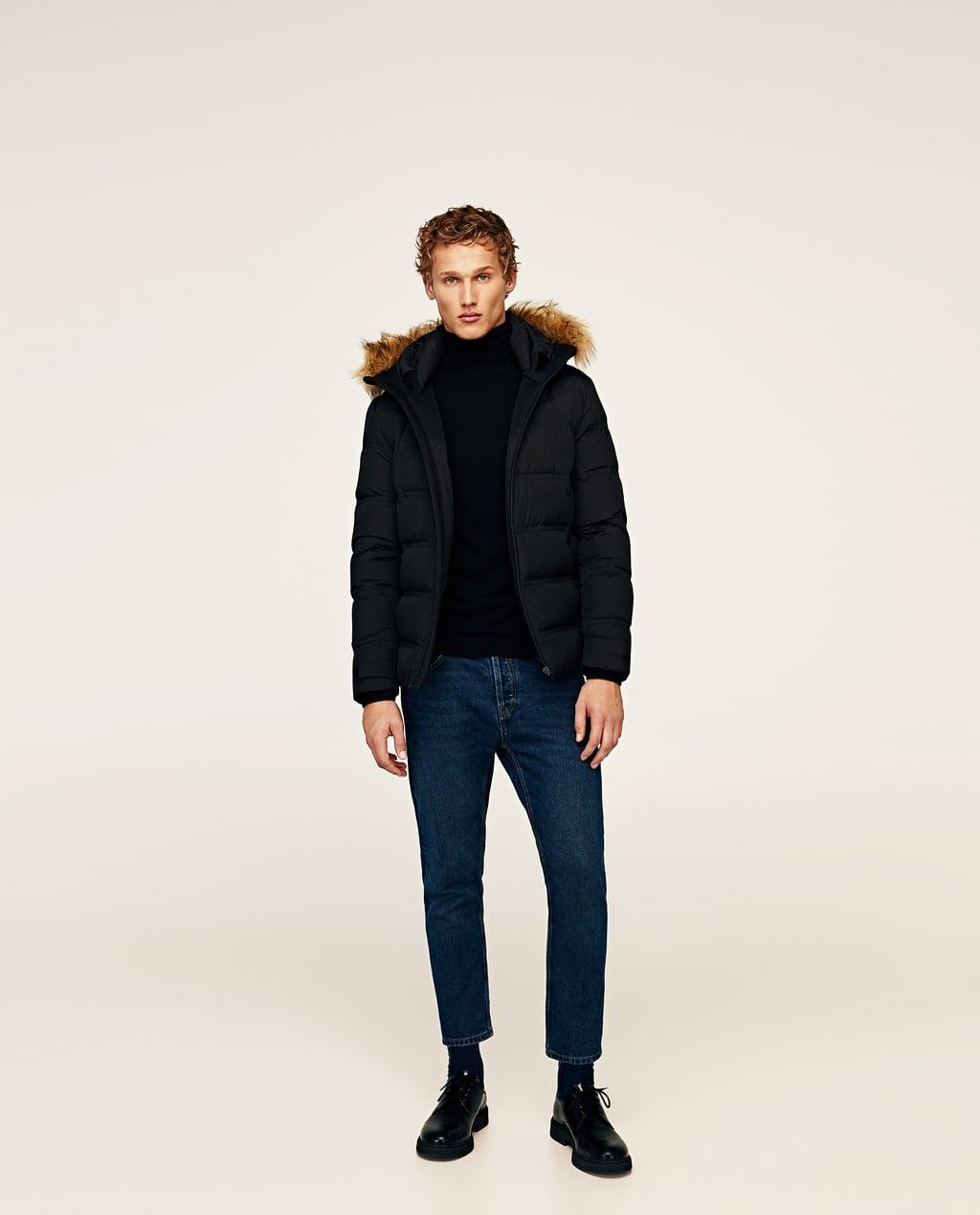 3acce7450 Image 1 of SHORT DOWN PUFFER COAT from Zara | Coats & Jackets in ...