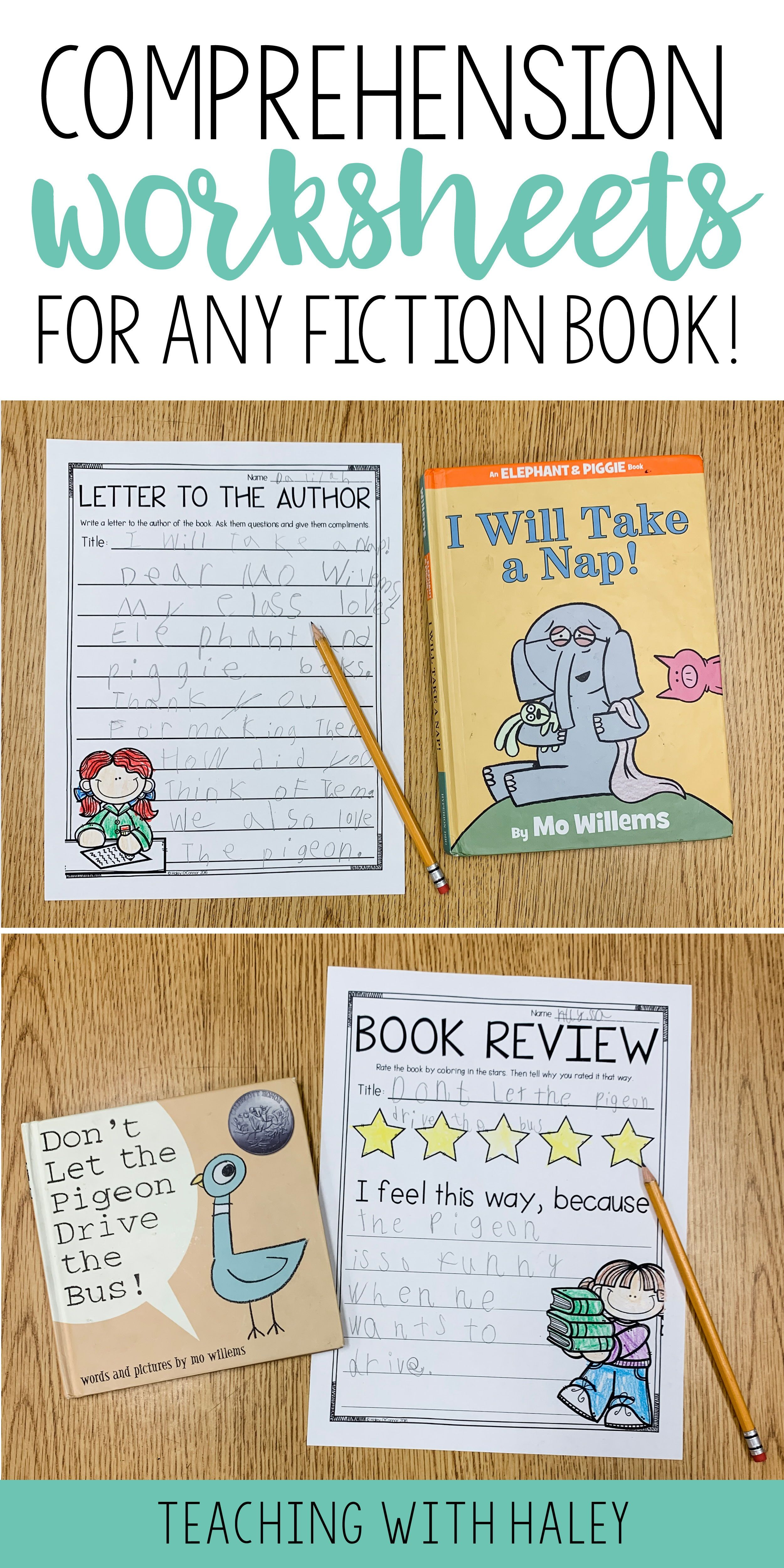 These Reading Comprehension Worksheets Are A Perfect Way