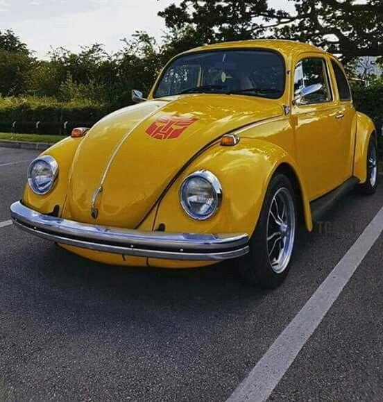 Bumblebee vw bug