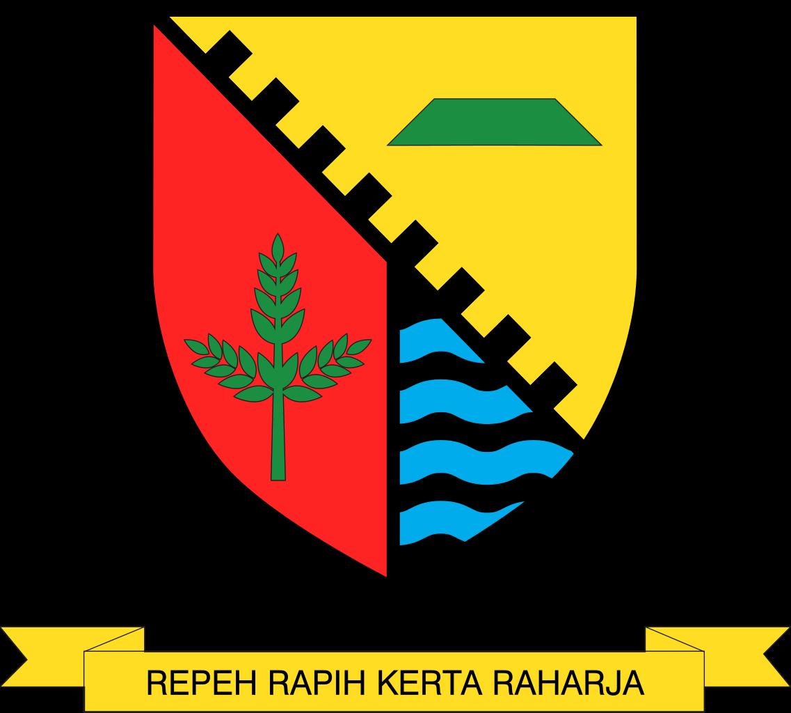 12. Kabupaten Bandung Desain logo, Indonesia, Kota
