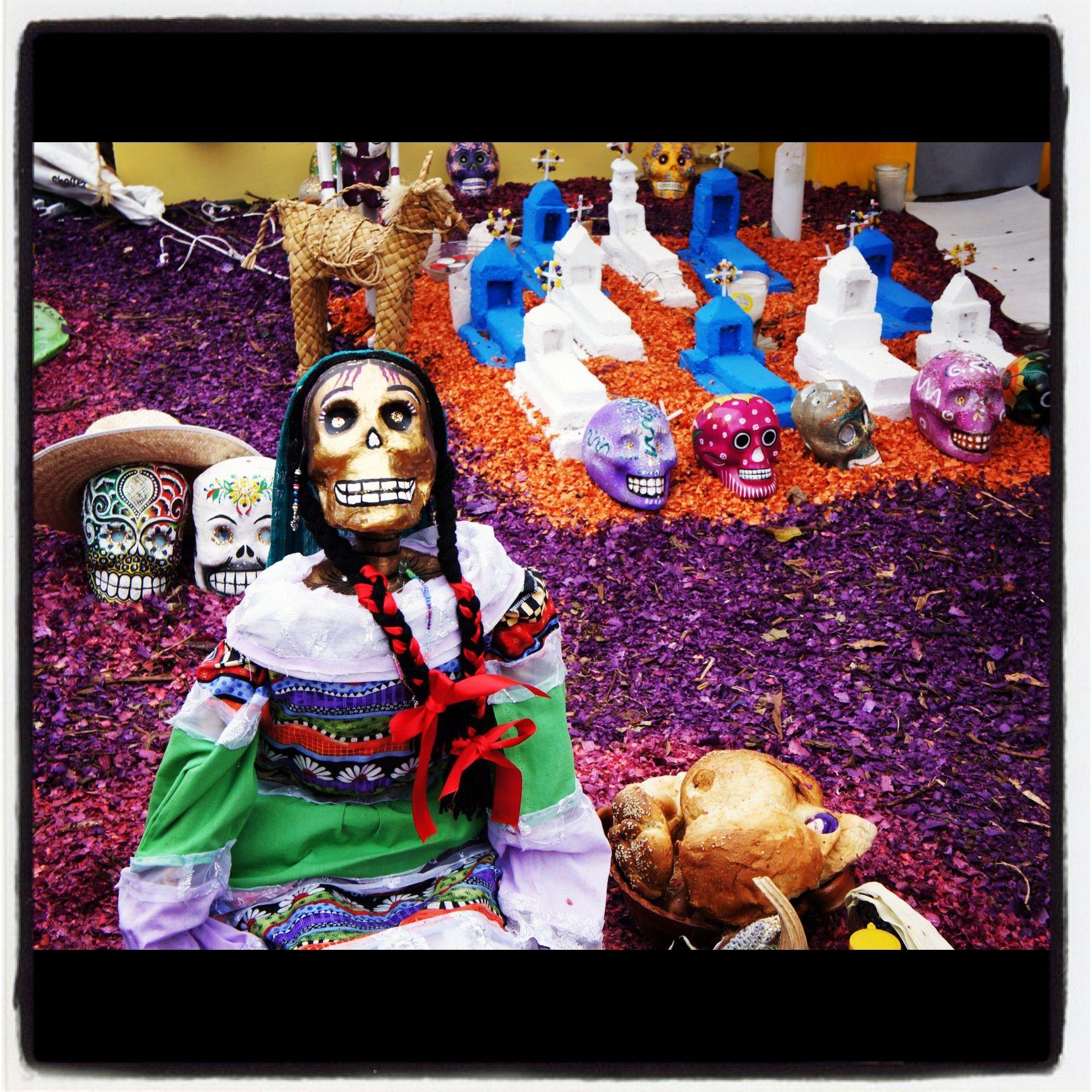 """""""Hope""""   Dia de Muertos, Mexico"""