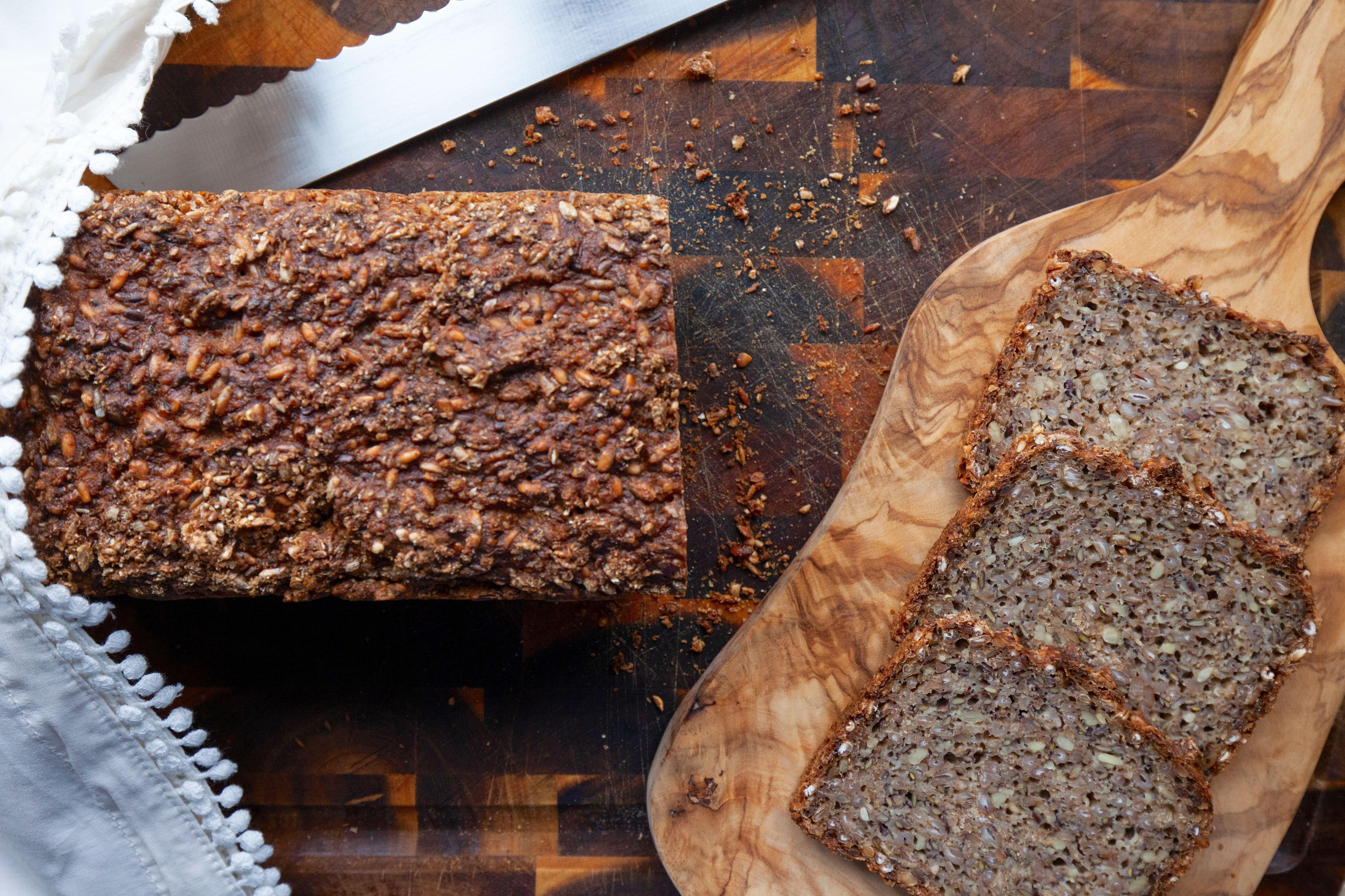 Danish Rye Bread Is A Hearty Scandinavian Staple Recipe Danish Rye Bread Rye Bread Food
