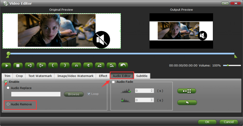 Remove Audio from Video in VLC, YouTube, iMovie, WMM