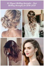 wedding hairstyles guest #wedding #hairstyles #weddinghairstyles 36 Chic And Eas…