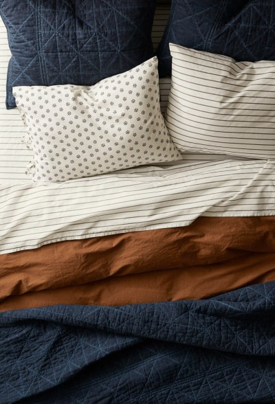 The Pottery Barn Bedding Collection Is Made for Mixing and Matching