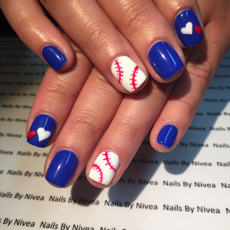 Gel polish nail designs by nailsbynivea nails pinterest polish