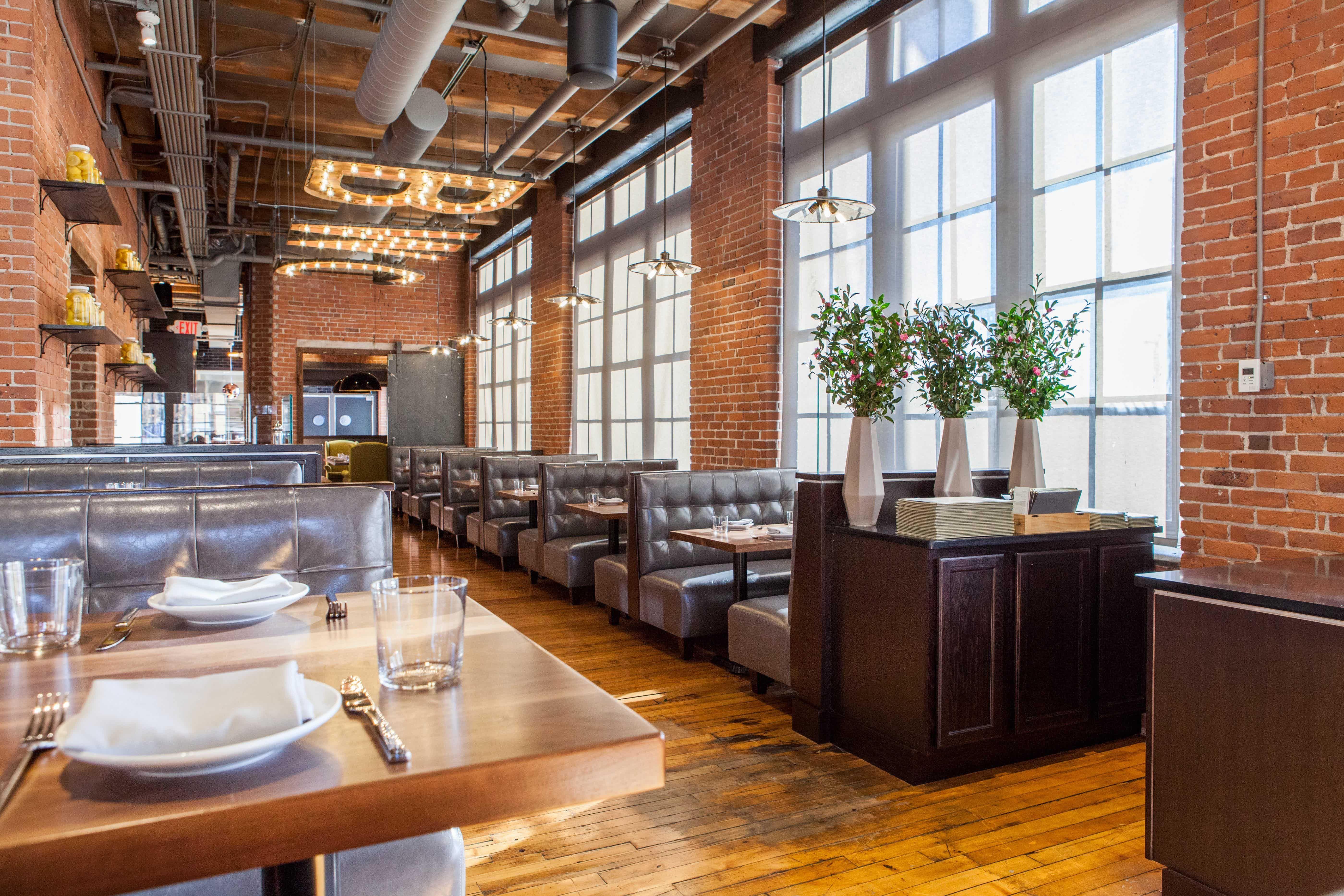 Best Restaurants In Bostons Seaport Wanderlust In 2018