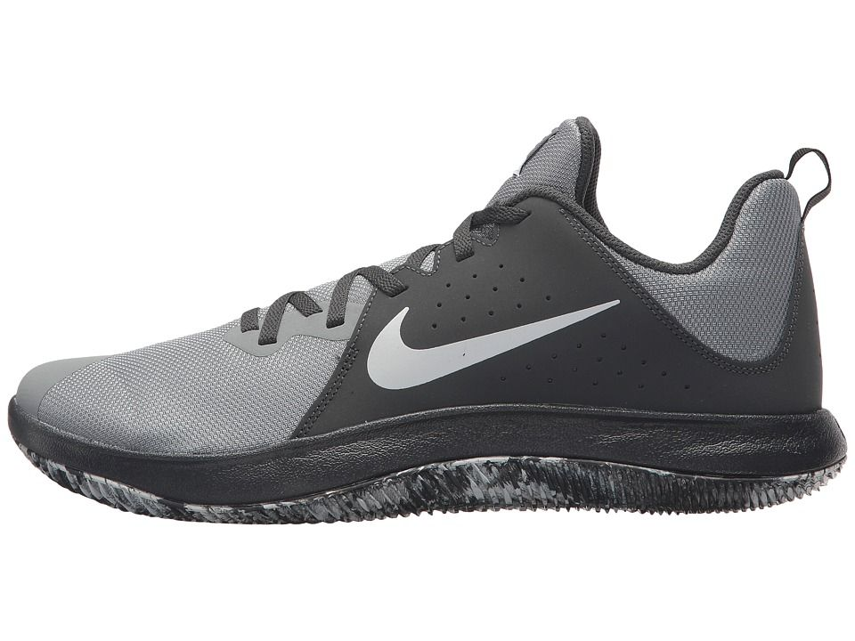Nike Fly.By Low Men s Basketball Shoes Anthracite Pure Platinum Dark Grey 513334df9