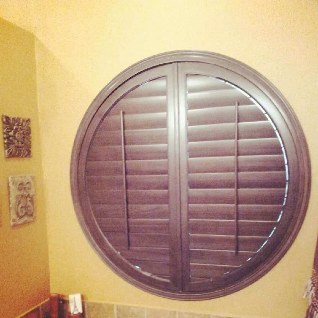 Dressing For A Round Window In Your House   Round window, Window ...