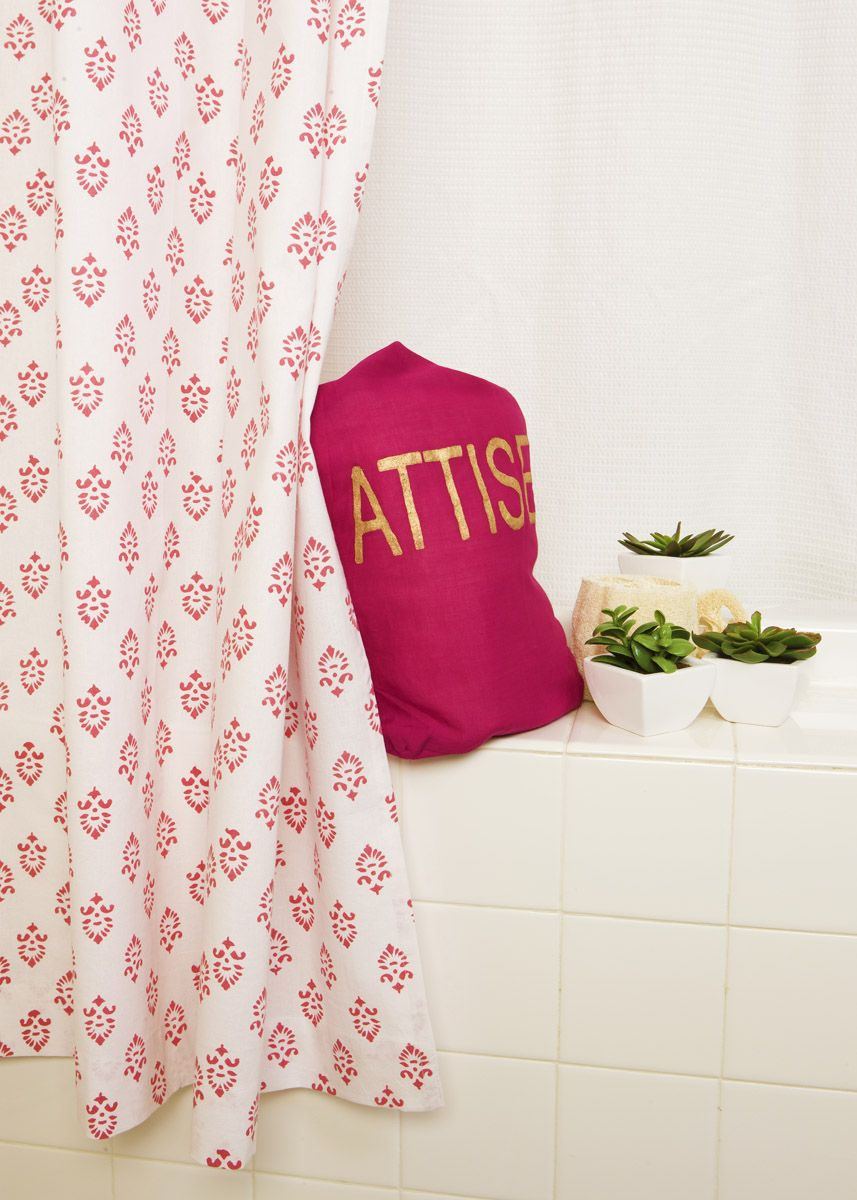 Love This Shower Curtain Girls Shower Curtain Indian Block
