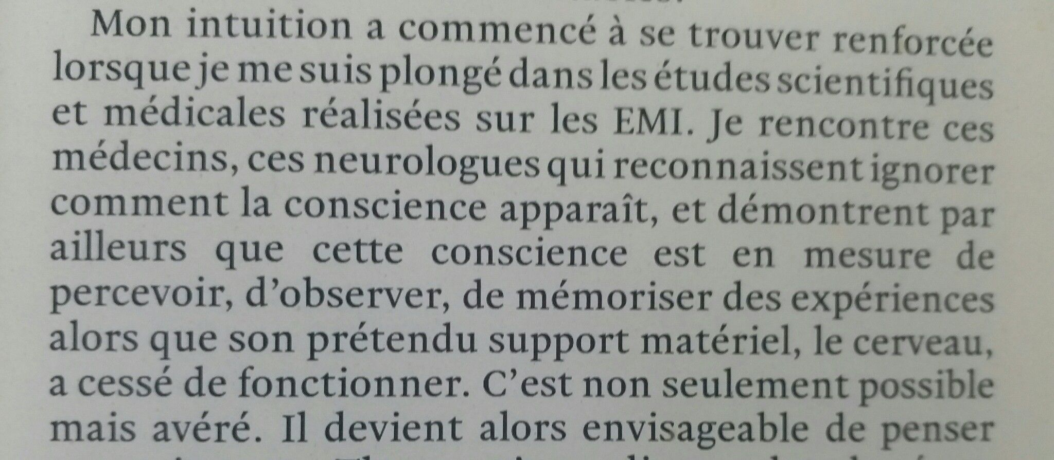 La Mort N Est Pas Une Terre Etrangere Stephane Allix 2009 Neurologue Intuition Mort