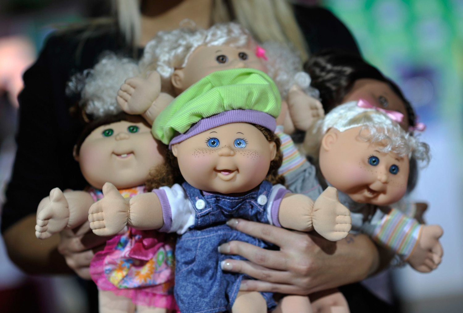 34 Toys You'll Totally Remember If You Were A Kid In The '80s in 2020 | Cabbage  patch dolls, Cabbage patch kids, Patch kids