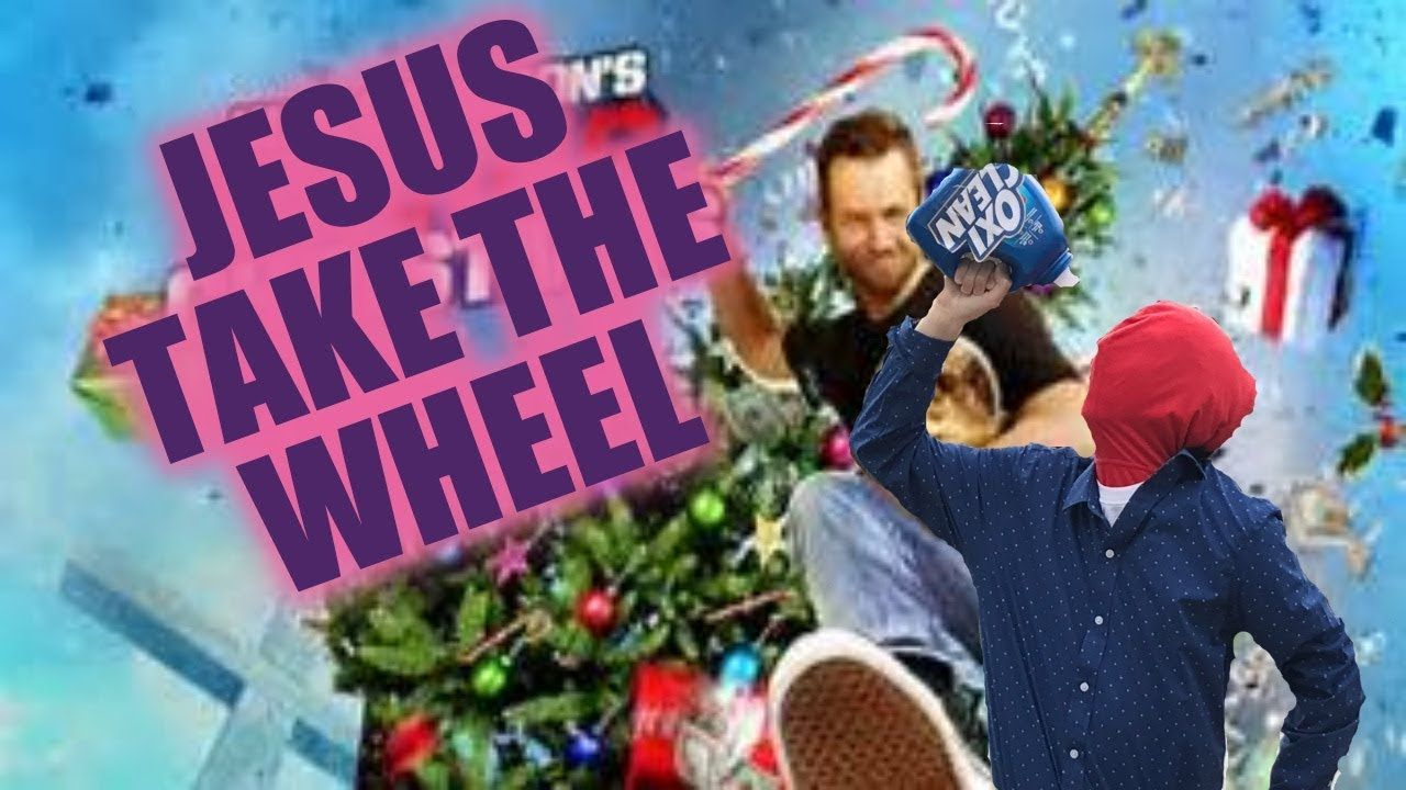 KIRK CAMERON PUT THE HOLY BACK IN JESUS IN SAVING CHRISTMAS (review ...