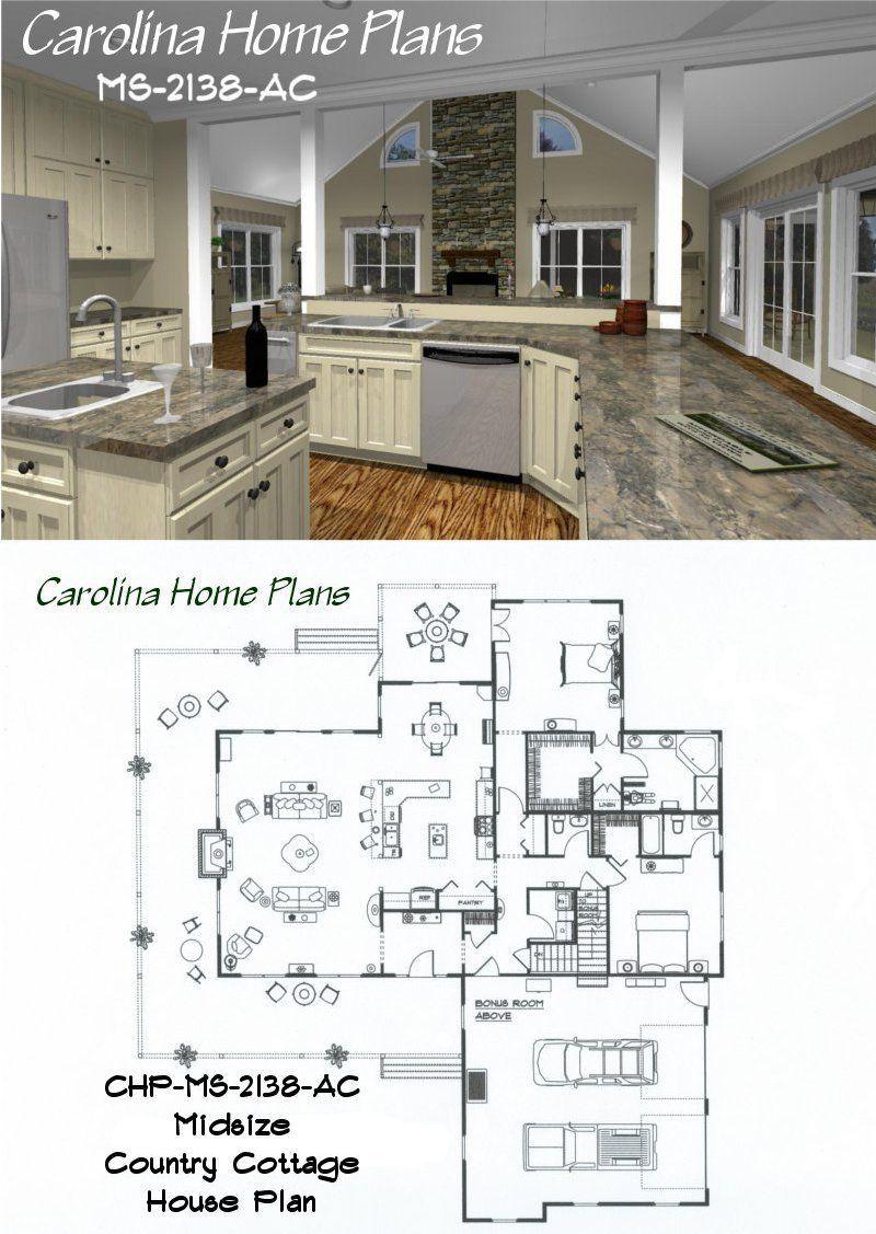 Open Floor Plan Home Designs 2020 Denah Rumah Rumah