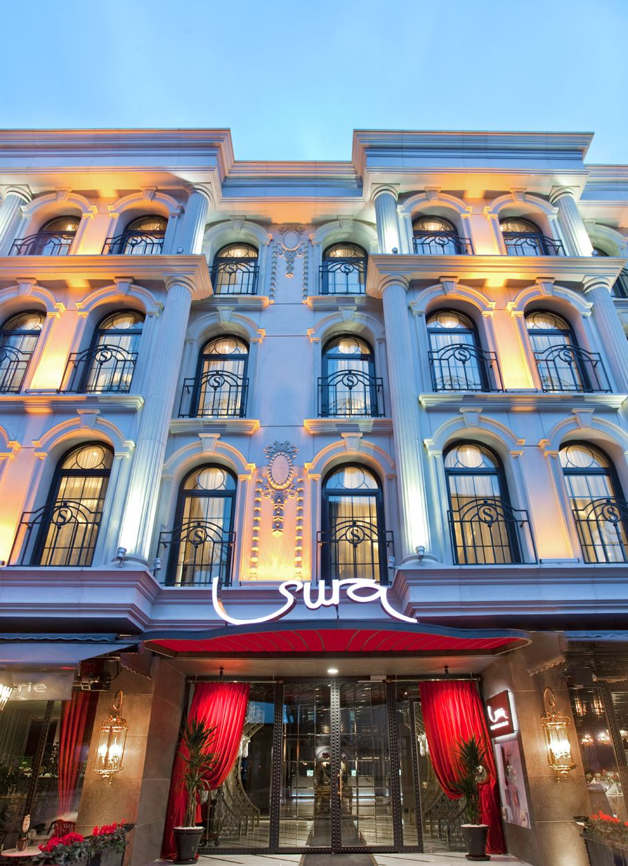 Sura Hotel Hotel Hotels Design Istanbul Hotels