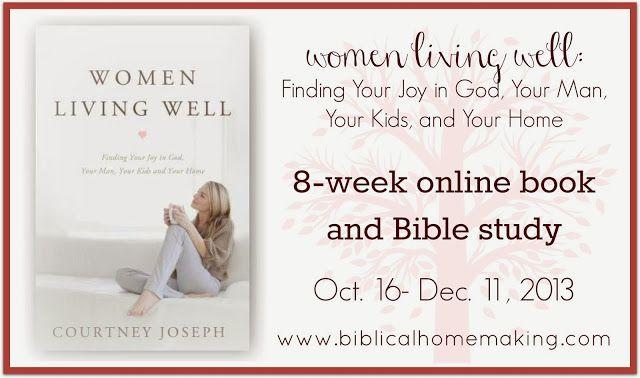 Women Living Well: the book study