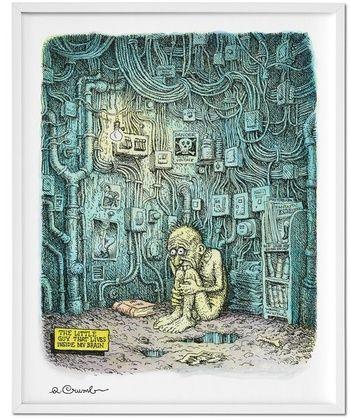 robert crumb sketchbooks 1982 2011