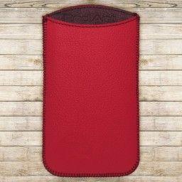 Kožená vsuvka Spring, veľkosť XL, červená, tmavočervené vnútro http://www.mobilnet.sk/catalogsearch/result/?q=spring