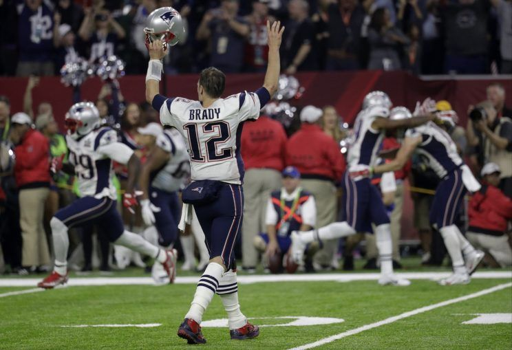 The 16 Plays That Needed To Go The Patriots Way In Their Comeback And All Of Them Did Super Bowl Patriots Sports