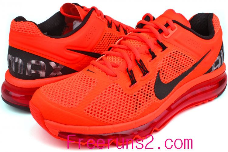 Air Néon Orange, Nike Max 2013