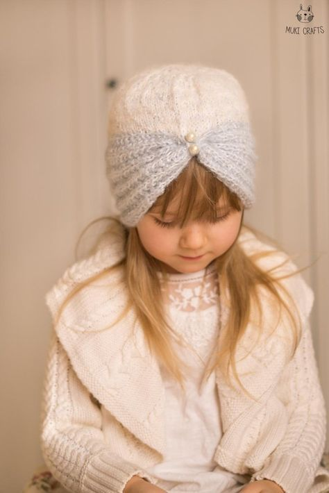 Margot turban hat Knitting pattern by Muki Crafts ...