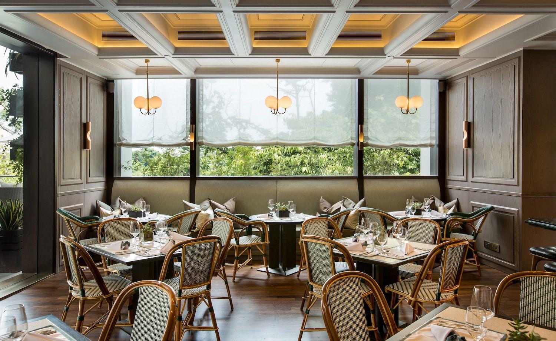 Chef S Table Singapore Singapore Dining Room Design Restaurant Interior Interior Architecture