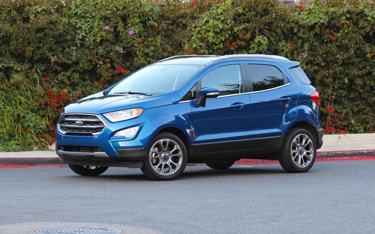 Here S What People Are Saying About 2020 Ford Ecosport Design Ford Ecosport Ford Suv
