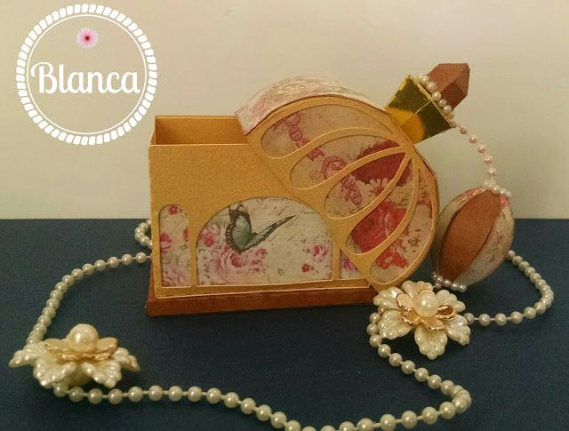 Perfume Antiguo Papeles Iralamija