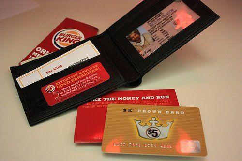 Burger King Has Dropped Its Wallet So Good Blog Guerrilla Burger King Street Marketing