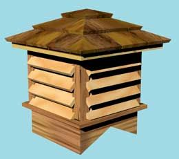 The Runnerduck Cupola Step By Step Instructions Cupolas Woodworking Plans Free Woodworking Plans