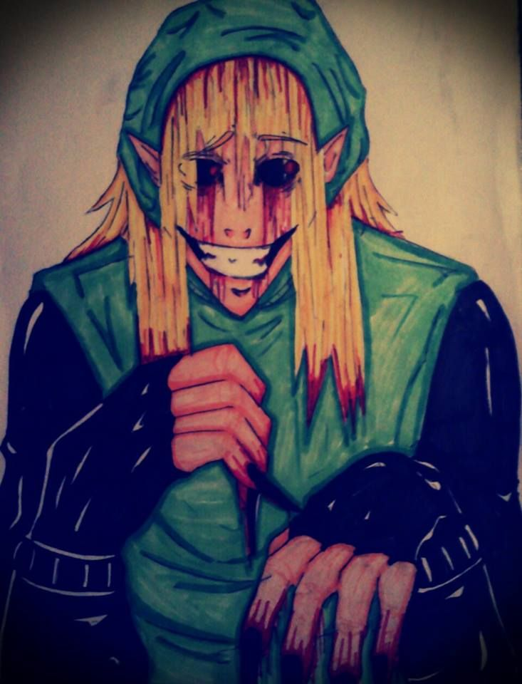 hope you like! :)  own version of ben drowned! creepypasta