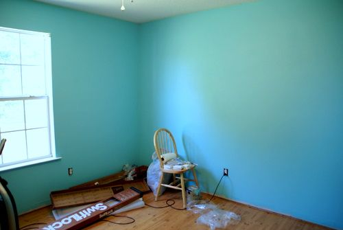 Valspar Sea Wave Aqua Bedrooms Blue Rooms Aqua Walls