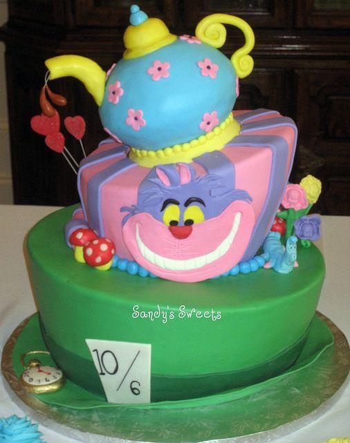 Mad Hatter Cake Pinterest Mad Hatter Cake Mad And Mad Hatter Tea
