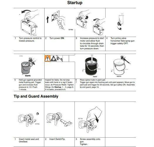Spx1150 210 Diaphragm Pump Airless Paint Sprayer Hyvst Electric Airless Sprayer View Diaphragm Pump Airless Paint Spray Paint Sprayer Diaphragm Pump Sprayers