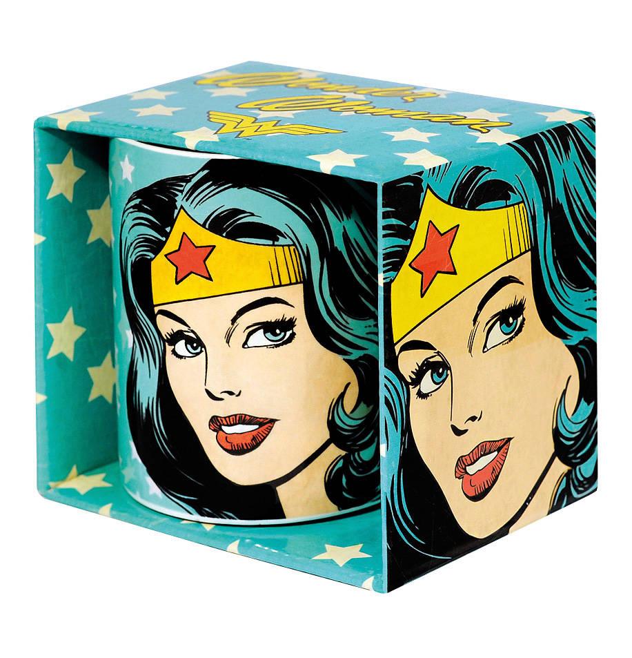 Becher Wonder Woman Wonder woman, Geschenke verpacken