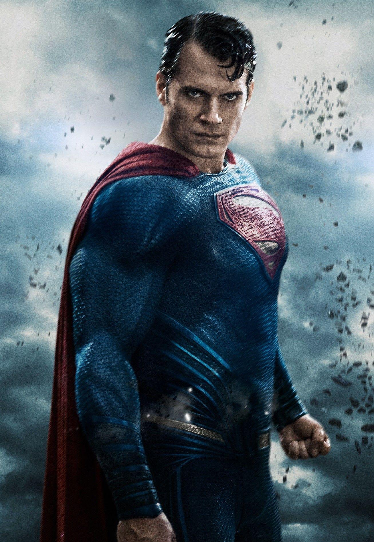 Batman Vs Superman Dawn Of Justice Textless Movie Wallpaper