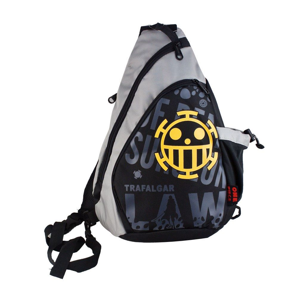 4eee5b1c7725 One Piece Trafalgar Law Sling Chest Messenger Bag   Price   32.00   FREE  Shipping     onepiecelover  onepieceatatime  dluffystore