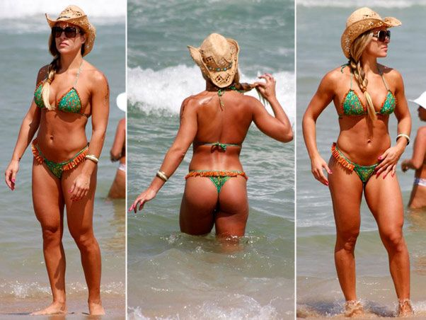 Joana prado bikini