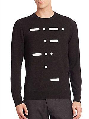 Cadet Patrol Merino Sweater