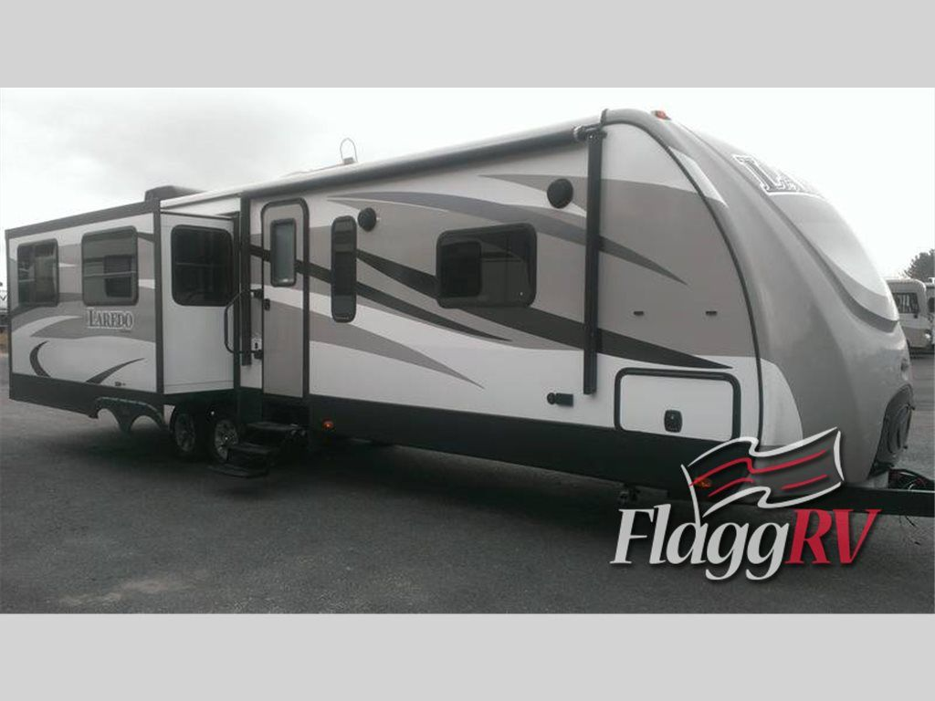 New 2015 Keystone RV Laredo 314RE Travel Trailer at Flagg RV | Uxbridge, MA | #01648