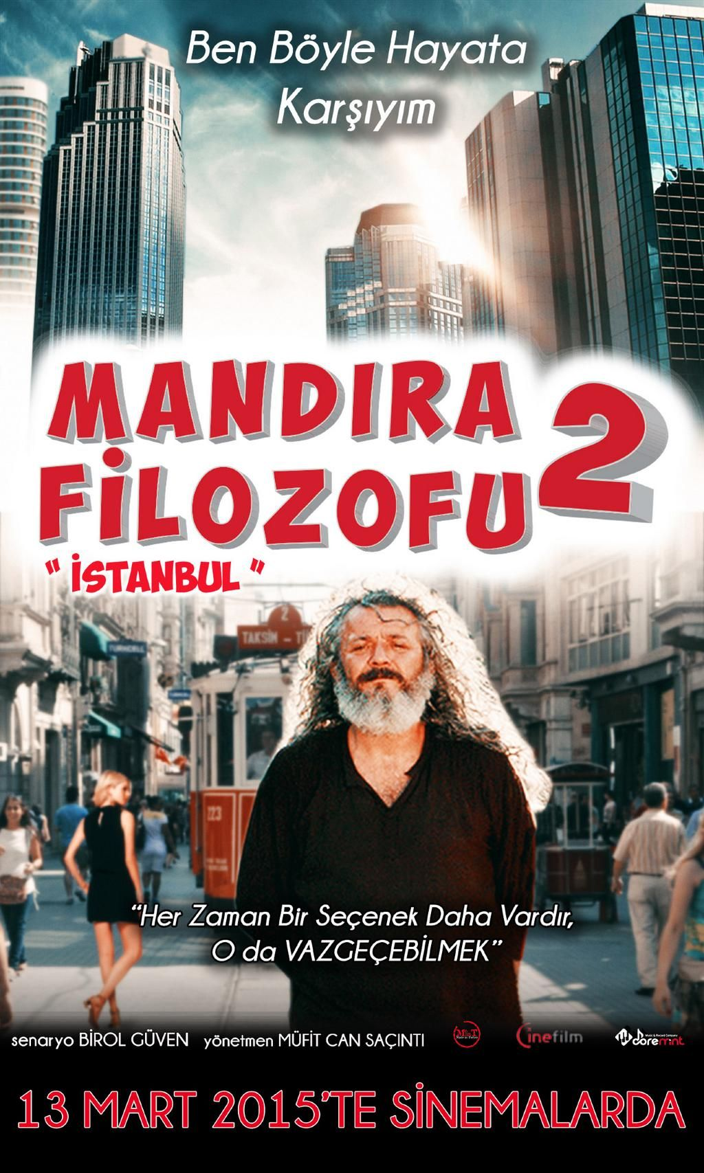 Mandira Filozofu Istanbul Film Sinema Istanbul