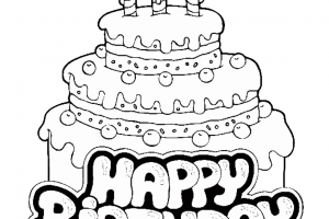 Gambar Kado Ulang Tahun Hitam Putih Gambar Kado Ulang Tahun Lucu 2 Happy Birthday World Computer Icons Hadiah Ula Halaman Mewarnai Kartu Ulang Tahun Gambar