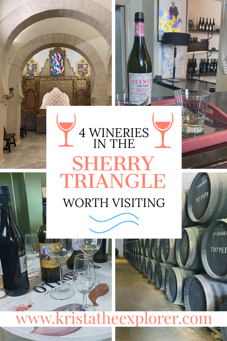 4 Wineries in the Sherry Triangle Worth Visiting   Krista the Explorer