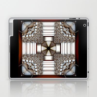 CenterViewSeries191 Laptop & iPad Skin by fracts - fractal art - $25.00
