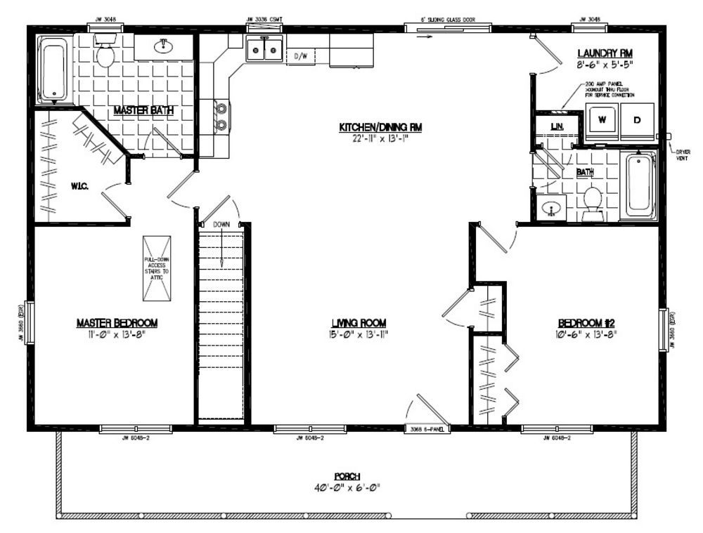 28 x 44 floor plan - Yahoo Image Search Results in 2020 ... Ranch House Floor Plans X on 28x36 house plans, 28x50 ranch house floor plans, 24x48 house plans, 24x40 house plans, open floor plans, simple ranch floor plans,