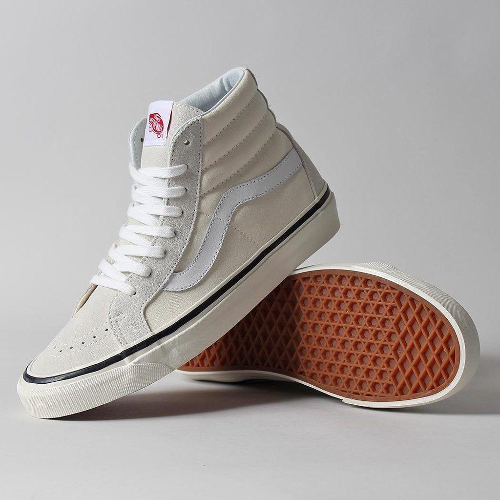 vans sk8-hi 38 dx schoenen