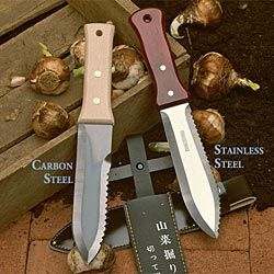 Japanese Digging Knives Are Great Gardening Tools For Planting