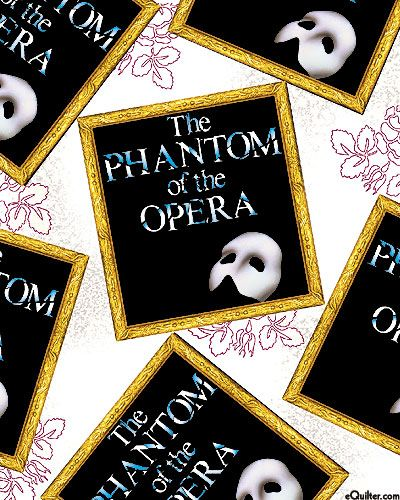Phantom Of The Opera Fabric There Are Some Beautiful